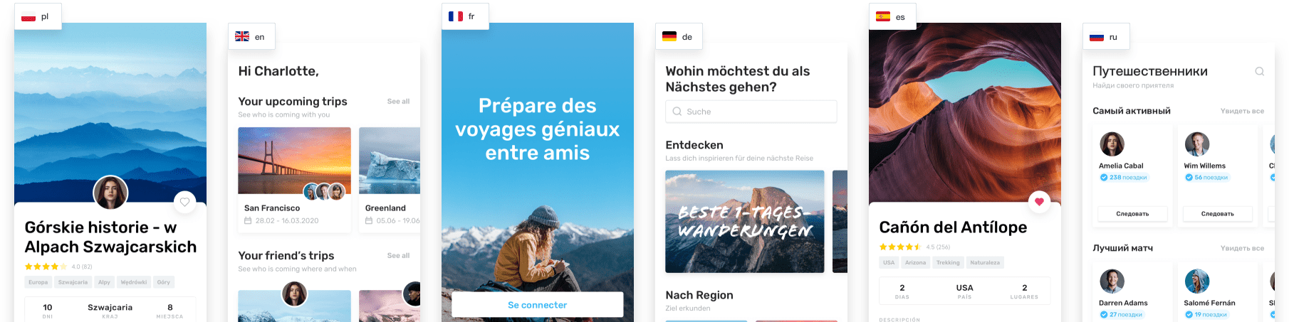 Perfect Your Designs For Multiple Languages